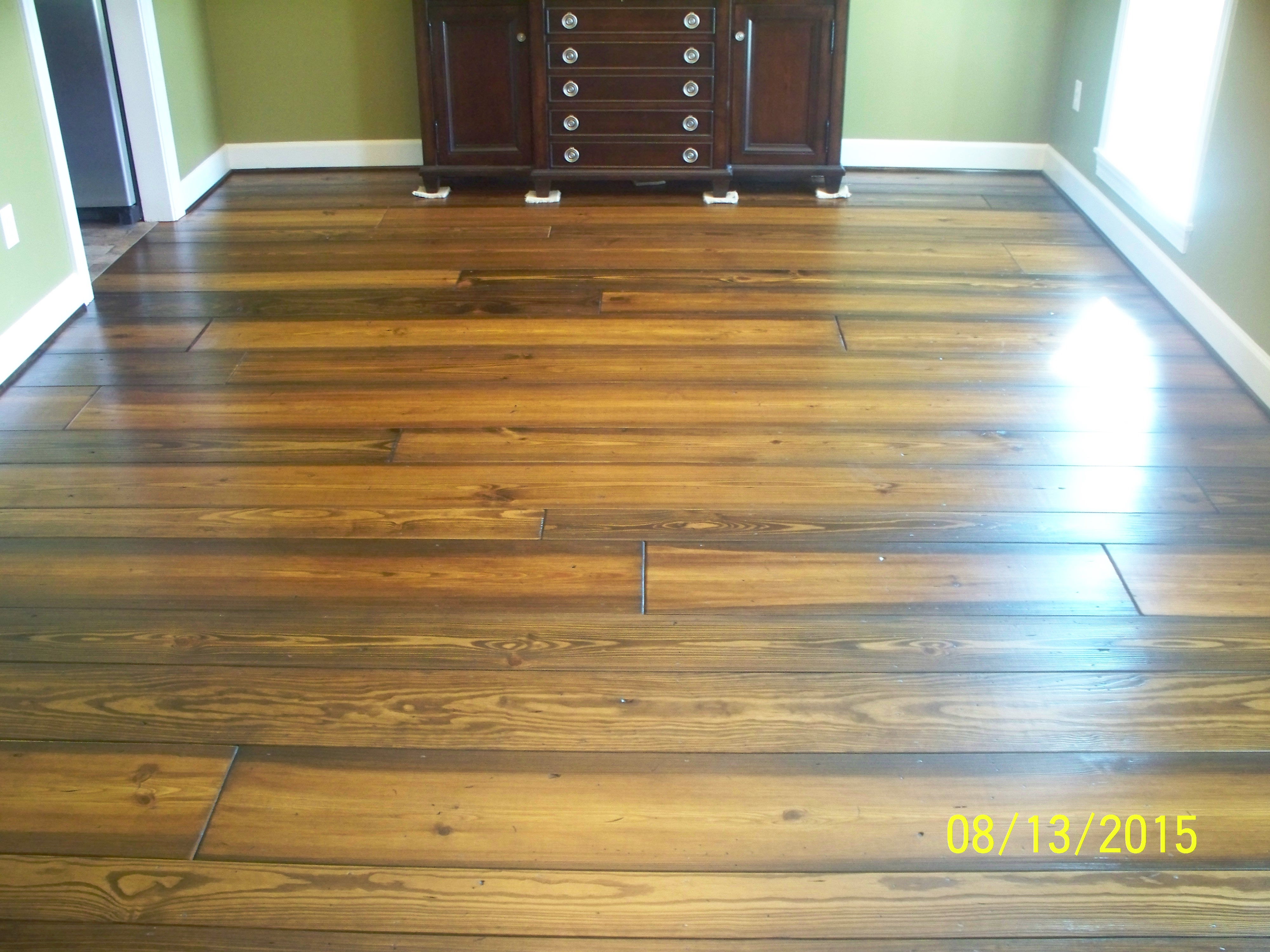 Old world series zeagler farms hand crafted flooring inc for Old world floors